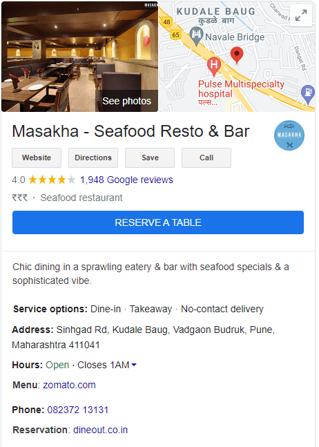 masakha seafood