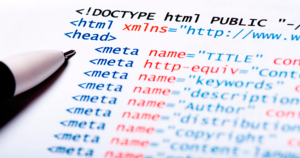 Top HTML Tags